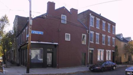 Mattress Factory Artist Residence