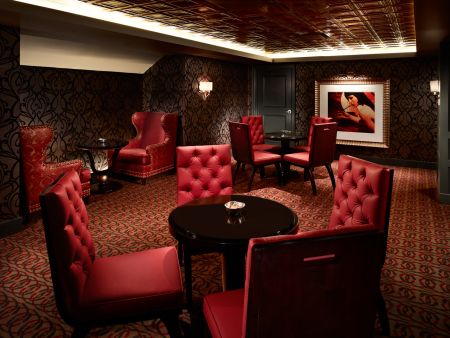 Speakeasy at Omni William Penn Hotel