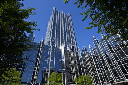 PPG Place - One PPG Place - Lobby