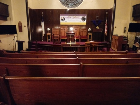 Brown Chapel AME Church – Central Northside