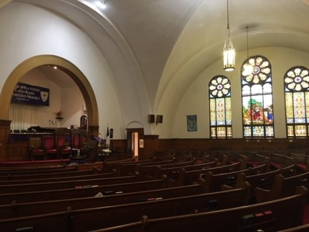 St James AME Church – East Liberty